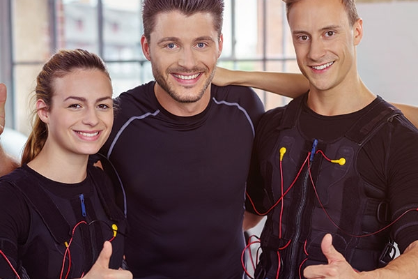 Fitness Marburg EMS-Training